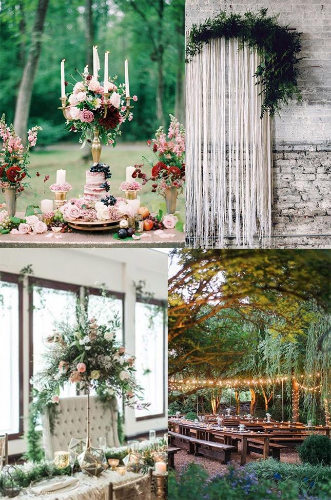 Foto ©Jenny Owens Photography / Want That Wedding, Danfredo Photos + Films / Ruffled Blog, Samantha Jay Photography / Ruffled Blog, Connection Photography / Wedding Chicks