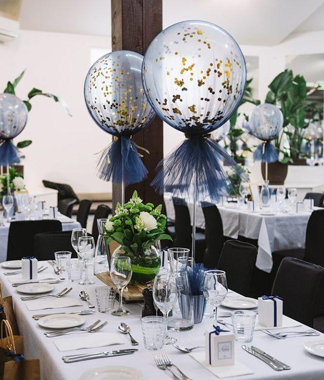 3 Idei Pentru Decoratiuni De Nunta Cu Baloane Helin