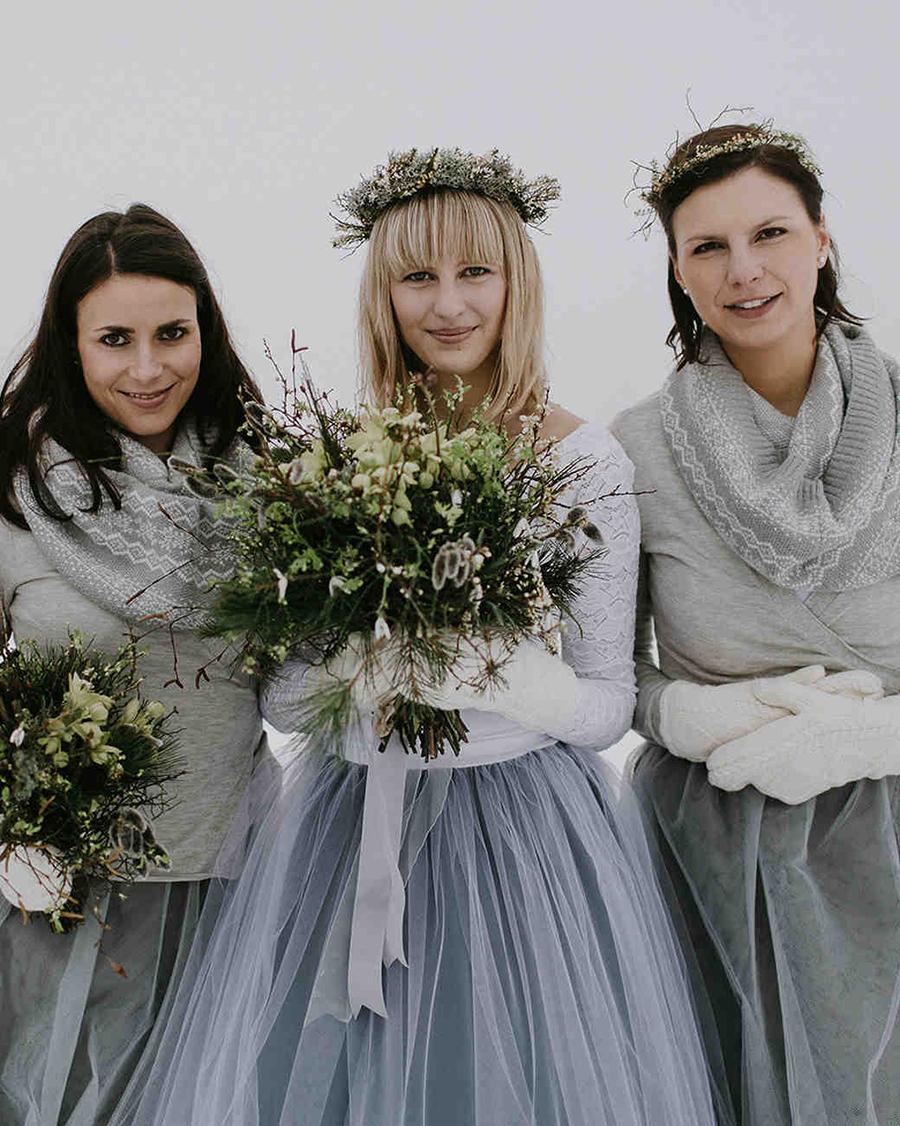 Palete De Culori Pentru O Nunta Iarna Glamourevents8 Helin
